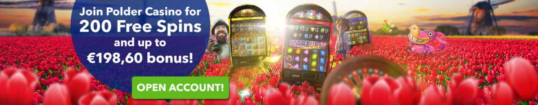 Polder Casino aanmelden